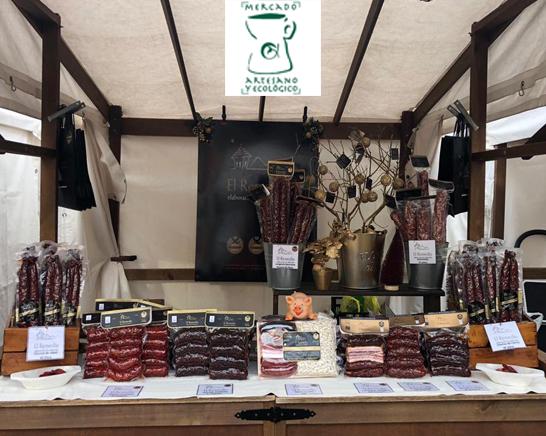 Mercado artesano y ecologico de gijon